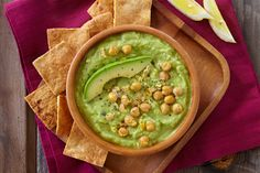 #Avocado Hummus Recipe : #LoveOneToday