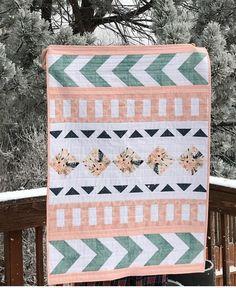 New Baby Girl Blankets Crochet Projects 58 Ideas Baby Girl Quilts, Baby Girl Blankets, Girls Quilts, Modern Baby Quilts, Quilting Projects, Sewing Projects, Quilting Ideas, Crochet Projects, Quilting Designs