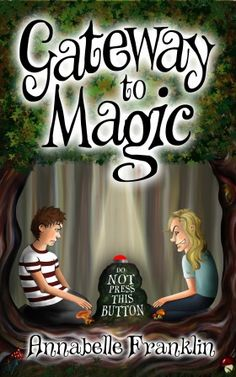 A children's book today by Annabelle Franklin.. the magic of reading casts a powerful spell but if that was not enough add in a gaming fanatic and a ruthless Fairy Queen and you have all the ingred...