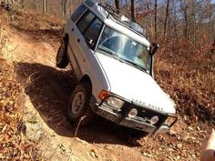 Land Rover Discovery: