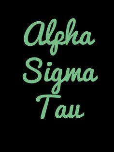 Alpha Sigma Tau