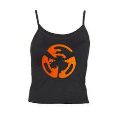 Camiseta Tirantes, Logo Rockenportada.com