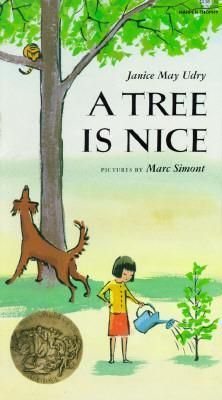 A Tree is Nice by Janice Udry. Illustrations by Marc Simont earned this book the 1957 Caldecott Medal. Great Books, My Books, Book Finder, Margaret Wise Brown, Read Aloud Books, Children's Picture Books, Forest Animals, Book Nooks, Childrens Books