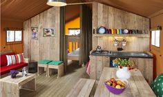 Logeren bij de boer: Ranch-, Lodge-, Barn- of Safaritent Bungalows, Camping Europe, Days Out With Kids, Go Glamping, Home Id, Camping Survival, Travel With Kids, Bed And Breakfast, The Good Place