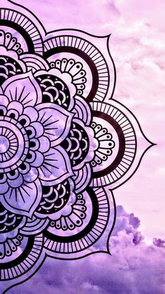 Mandala wallpaper by Maussk now. Browse millions of popular cielo wallpapers and ringtones on Zedge and personalize your phone to suit you. Browse our content now and free your phone Mandala Doodle, Mandala Art Lesson, Easy Mandala Drawing, Mandala Sketch, Mandala On Wall, Mandala Artwork, Mandala Tapestry, Doodle Art Drawing, Pencil Art Drawings