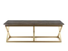 Chroma Console  Contemporary, Transitional, Metal, Wood, Console Table by Natasha Baradaran (=)