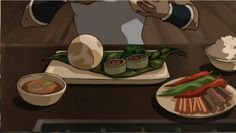 Food  from The Legend of Korra