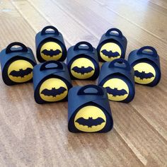 2015 Created by Diane Beaudoin Batman curvy treat boxes