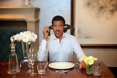 Lionel Richie Uses His House as a Showroom for His Tableware Line — Design News by Apartment Therapy Main Josephine Baker, Lionel Richie, Celebrity Houses, California Homes, Line Design, New Homes, House Design, Tableware
