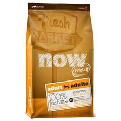 NOW 152343 Fresh Grain Free Adult Dog Food 12Pound Bag -- To view further for this item, visit the image link.Note:It is affiliate link to Amazon.