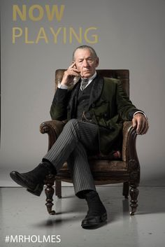 MR HOLMES | Starring Ian McKellen | Now Playing