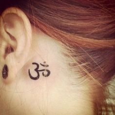 Tattoos come in a wide variety of themes to encompass the diverse range of human emotions. In this post, we will be listing the best OM tattoo designs featuring in single and coloured patterns. 16 Tattoo, Tatoo Henna, Tiny Tattoo, Piercings, Piercing Tattoo, Temporary Tattoo Designs, Small Tattoo Designs, Om Tattoo Design, Yoga Tattoos