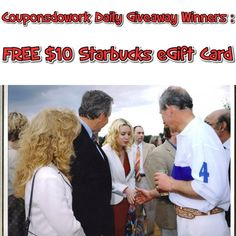 Couponsdowork Daily Giveaway 2 Winners: FREE $10 Starbucks Gift Cards - http://couponsdowork.com/freebies-giveaways/couponsdowork-daily-giveaway-2-winners-free-10-starbucks-gift-cards/