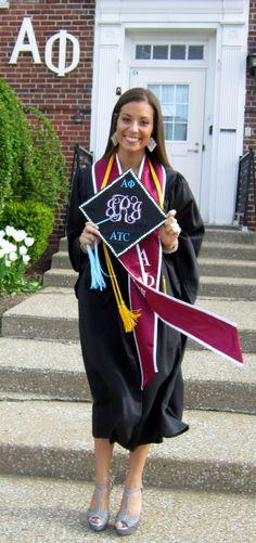 Alpha Phi graduate