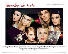 Maquillaje de Noche  http://creandotuestilo.com/2012/06/01/maquillaje-para-la-noche/