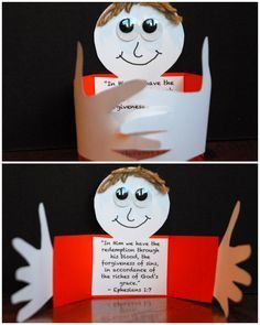 """Forgiveness """"For if you forgive others their trespasses, your heavenly Father will also forgive you."""" - Matthew 6:14 Adding onto my character series, I am focusing on teaching kids about forgiveness through this parable of the lost son craft. The """"Parable of the Lost Son"""" is also called the """"Parable of the Prodigal Son,"""" and […]"""
