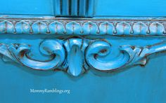 Painting Vintage and Antique Furniture 101!!! - Mommy Ramblings