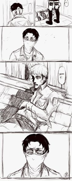 Jean?.. is that you? by omurizer on deviantART WHOEVER MADE THIS I FIND NO HUMOR IN IT!!!!!!