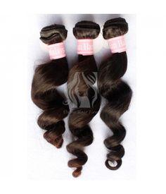 Virgin Human Malaysian Loose Curl Hair Weaves, #malaysianhair #loosecurl hair weave.