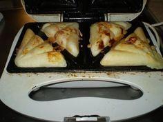 Pão de queijo de sanduicheira - Veja a receita