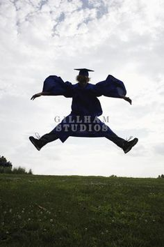 Male graduate with cap and gown jumping with excitement : available to purchase at GillhamStudios.com #hallmarkstock Grad Pics, Graduation Pictures, Senior Pictures, Senior Pics, Senior Year, Graduation Photography, Cap And Gown, High School Graduation, Picture Ideas
