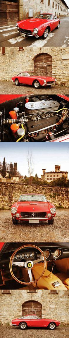 1964 Ferrari 250 GT Lusso Berlinetta #ferrari