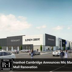 5f5f3383 Ivanhoé Cambridge Announces Significant Renovation of Mic Mac Mall  including Target Space Tenant Canadian landlords are