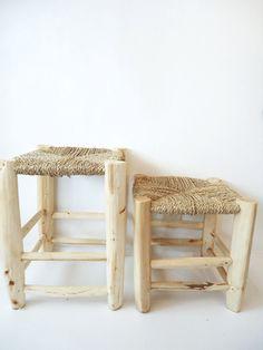 モロッコラグ ボ・シャルウィット ボ・シャラウィット 木製椅子 スツール 3,675yen