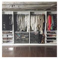 Closet goals {Carly Cristman's closet}