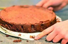 Dark Chocolate flourless cake
