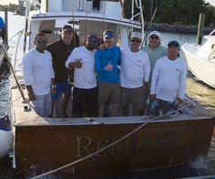 Release, fishing boat, Guatemala, Pacific coast, sailfish, marlin, maui mahi