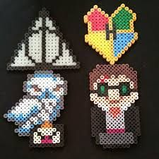 Image result for mushrooms pixel harry potter