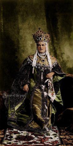 Maria Pavlovna the Elder coloured by VelkokneznaMaria on DeviantArt