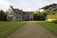 A DORSET stately home which is said to have seven ghosts, including that of an ape, has been named as one of the most haunted houses in England.