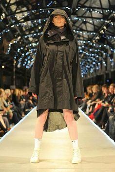 ID Fashion Week - Nom*D. Rain Jacket, Windbreaker, Jackets, Pictures, Image, Dresses, Style, Fashion, Down Jackets
