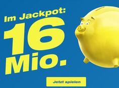 Gewinne Heute noch bis zu 16 Millionen mit Euro Millions!  Setze jetzt dein Gratis Spielguthaben ein und gewinne bis zu 16 Mio.!  Werde hier Millionär: http://www.gratis-schweiz.ch/gewinne-16-millionen-mit-swisslos/  Alle Wettbewerbe: http://www.gratis-schweiz.ch/