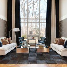 Living Room Ulf Moritz Rococo Wallpaper Design Ideas, Pictures, Remodel, and Decor