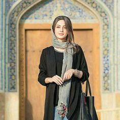 Best iran travel guide and tours for better trip and visit Iranian Women Fashion, Muslim Fashion, Hijab Fashion, Ethnic Fashion, Girl Fashion, Fashion Outfits, Fashion Tips, Iranian Beauty, Muslim Beauty