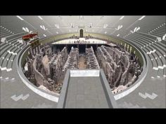 An Animated Reconstruction of Ancient Rome: Take A Stroll Through the City's Virtually-Recreated Streets Ancient Rome, Ancient History, Art History, Apollo Statue, Ancient Buildings, Great Videos, Hollywood Records, Trip Planning, Greece