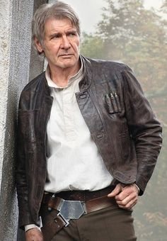 Han Solo Star Wars Jacket - Style legendary  #StarWars