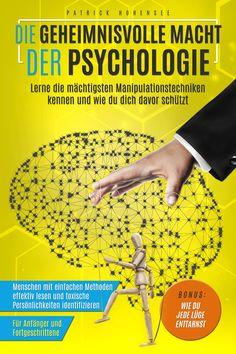 """In diesem Buch geht es um den Umgang mit deinen Mitmenschen. Wenn du über diese speziellen Fähigkeiten nicht verfügst, wirst du es sehr schwer haben und häufig von deinen Mitmenschen nicht für voll genommen oder sogar ausgenutzt werden. Es handelt sich sozusagen um die """"dunkle Seite der Macht."""" Die höchste Fachkompetenz wird verpuffen, wenn du dich mit diesem Thema nicht beschäftigt hast. So erging es mir selbst einige Jahre, bis mir ein Licht aufging.  #manipulation #psychologie #narzisst Promotion, International Waters, Books For Kids, Too Busy, Authors"""