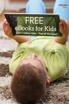 We use Overdrive to download tons of FREE ebooks for my kids. It's a few more steps than buying an ebook but well worth it. Here's how you do it. . .