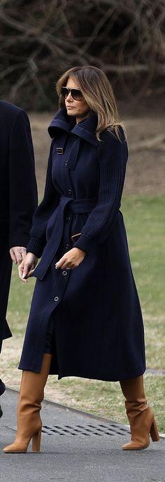 First Lady Melania Trump (Getty)