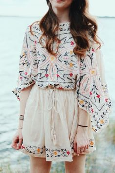 54 Magical Outfit Ideas To Copy Asap – New York Fashion New Trends Girls Fashion Clothes, Teen Fashion Outfits, Boho Outfits, Look Fashion, Pretty Outfits, Trendy Fashion, Fashion Dresses, Clothes For Women, Ladies Fashion
