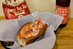 Lobster rolls you wanna roll with. | The 6 Things You Need To Eat Right Now