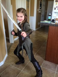 Tauriel Costume DIY (The Hobbit – LOTR)