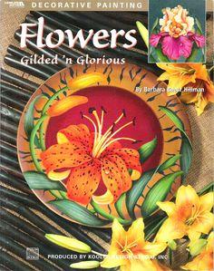 Flowers Dekorative Painting - Oksana Volkova - Picasa Web Albums