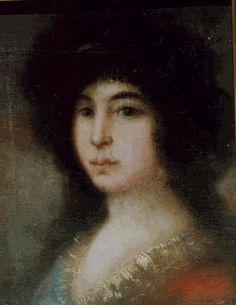 A Duquesa de Alba - Goya