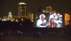 Fort Worth's Coyote Drive-In opens under the stars