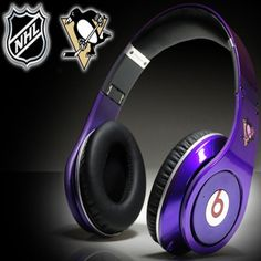 Beats by Dre Studio NHL Penguins